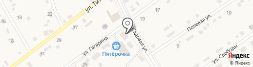 Яна на карте Богандинского
