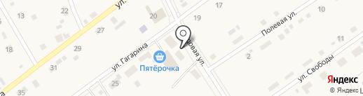 Malina на карте Богандинского