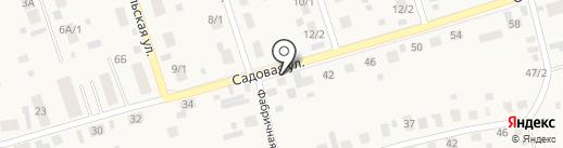 Comepay на карте Каскары