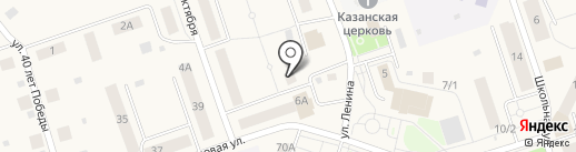 Сластена на карте Каскары