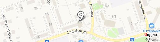 Производственно-ремонтный цех на карте Каскары