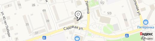 Магазин-ателье на карте Каскары