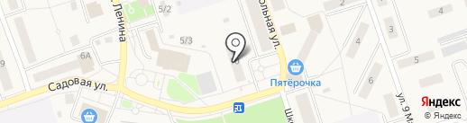Карина на карте Каскары