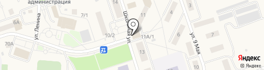 Qiwi на карте Каскары