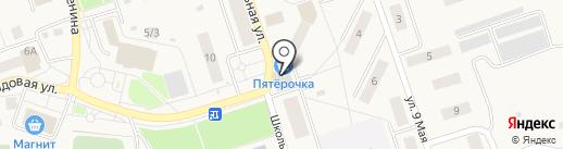 Гастроном на карте Каскары
