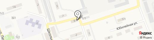 Магазин смешанных товаров на карте Каскары