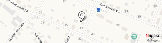 Qiwi на карте Борок