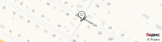Продуктовый магазин на карте Борок