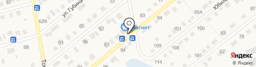 Таймаут на карте Ялуторовска