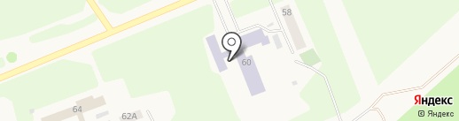 ТюмГНГУ на карте Ялуторовска