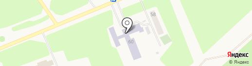 Агротехнологический колледж на карте Ялуторовска