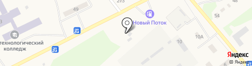 Мусульманская религиозная организация на карте Ялуторовска