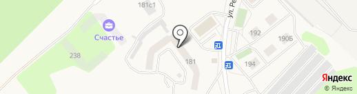 Городская библиотека №3 на карте Ялуторовска