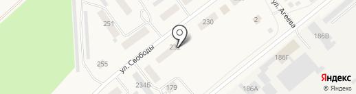 Ялуторовскпожсервис плюс на карте Ялуторовска