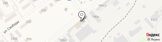 Сервис Комплект Строй на карте Ялуторовска