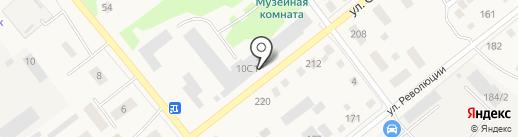 Стоматология доктора Зубарева на карте Ялуторовска
