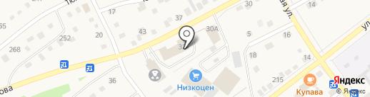 24 отряд ФПС по Тюменской области на карте Ялуторовска