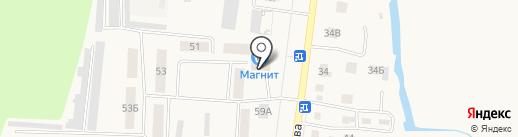 БытСервис на карте Ялуторовска