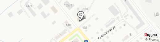 CarStory на карте Ялуторовска