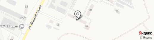 Я Твой журнал на карте Ялуторовска