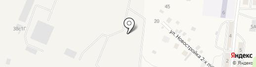 Блеск на карте Ялуторовска