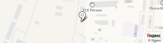 ПСК Теплый дом на карте Ялуторовска