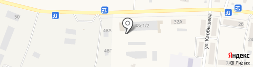 Компания по продаже комбикорма на карте Ялуторовска