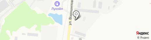 Виват на карте Ялуторовска