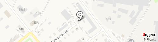 МЕТАЛЛСЕРВИС на карте Ялуторовска