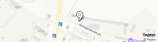 Виктория на карте Ялуторовска