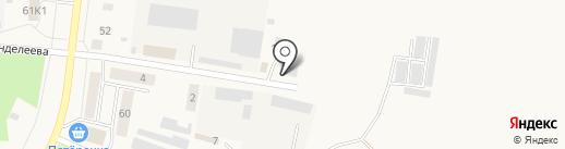 Торгово-производственная компания на карте Ялуторовска