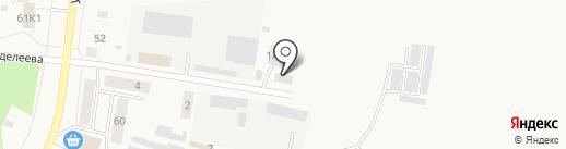 Автосервис на карте Ялуторовска