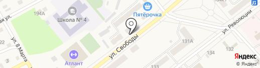 КанцПарк на карте Ялуторовска