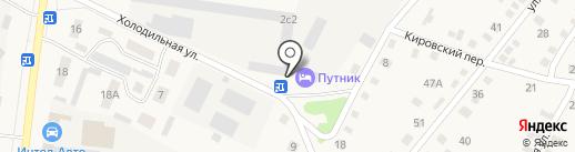 ЦветМет-Тюмень на карте Ялуторовска