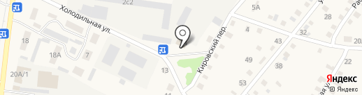 ВеГард на карте Ялуторовска