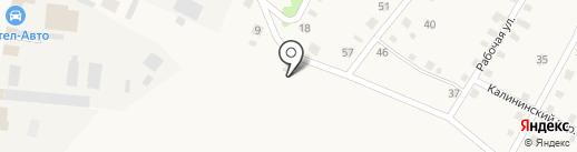 Продуктовый магазин на карте Ялуторовска