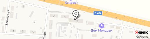 Магазин одежды на карте Созоново