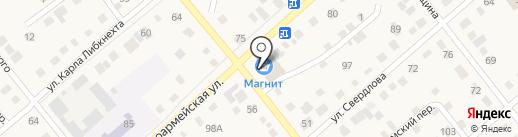 Эскалат на карте Ялуторовска