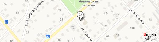 Ваяк на карте Ялуторовска