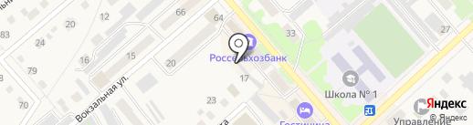 Modern на карте Ялуторовска