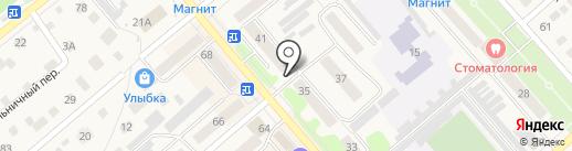 Альянс-Коммуникации на карте Ялуторовска
