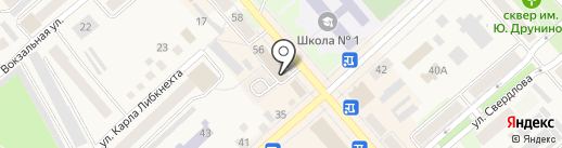 КБ Пойдём! на карте Ялуторовска