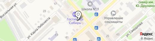 NIX на карте Ялуторовска