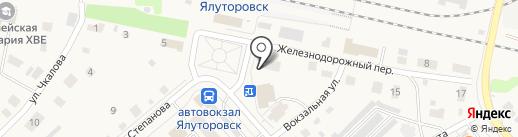 Fason на карте Ялуторовска