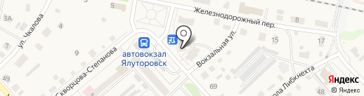Премьер-ПК на карте Ялуторовска