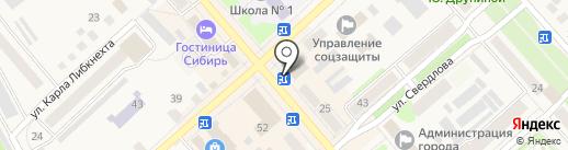 Bial на карте Ялуторовска