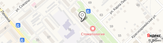 Продукты на карте Ялуторовска