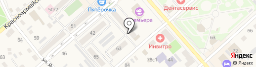 Отдел архитектуры и градостроительства администрации г. Ялуторовска на карте Ялуторовска