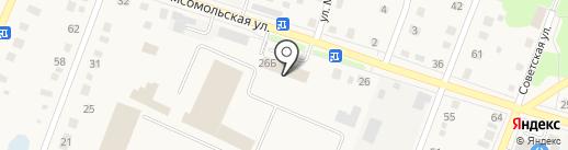 Мелочи жизни на карте Ялуторовска