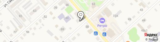 Ювелир на карте Ялуторовска